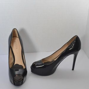 Guess Platform Peep Toe Heels NEW - never worn